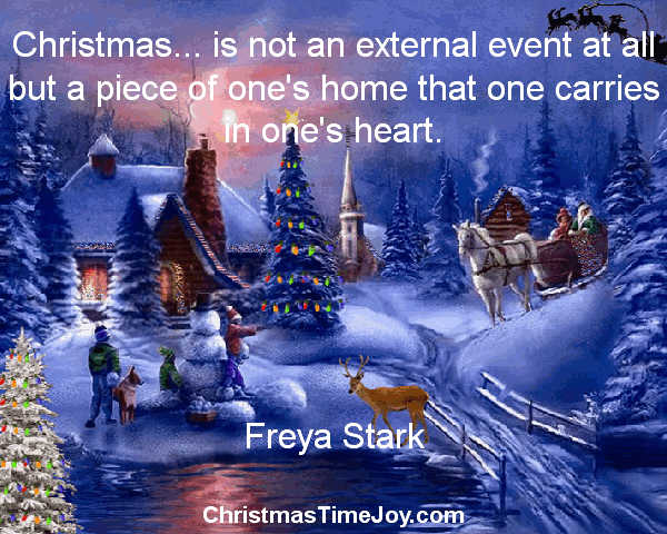 Christmas Spirit Quote