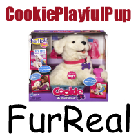 FurReal Cookie Pup
