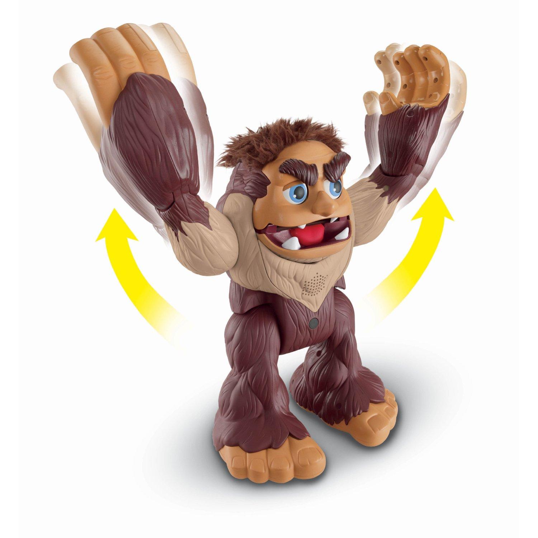 Big Foot The Monster Bigfoot Monster Toy